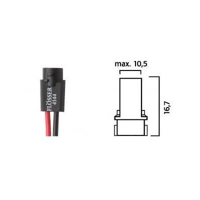Fiche ampoule Flosser type W2x4,6D