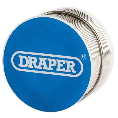 Fil d'étain Draper bobine 100g/1,2mm