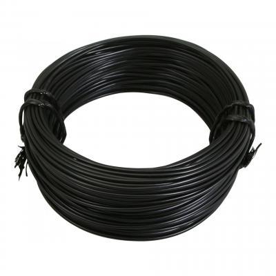 Fil électrique 12-10 x1,00mm noir 50m