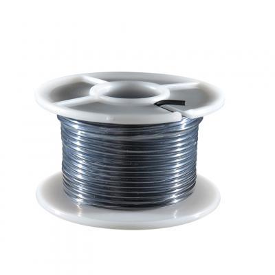 Fil électrique noir section 0.75 mm 25 m