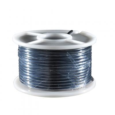 Fil électrique noir section 1.5 mm 25 m
