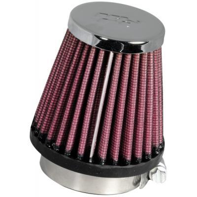 Filtre à air K&N RC-1060 CLAMP-ON Ø49mm L76mm