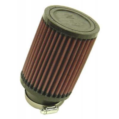 Filtre à air K&N RU-1710 CLAMP-ON Ø57mm L127mm