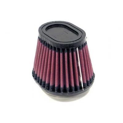 Filtre à air K&N RU-3780 CLAMP ON Ø62mm L89mm