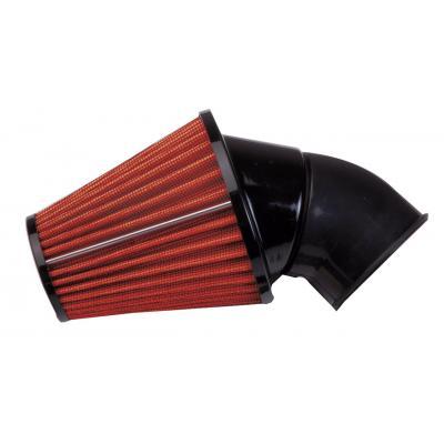 Filtre a air rouge 45° Ø 48-35-28 x Keihin