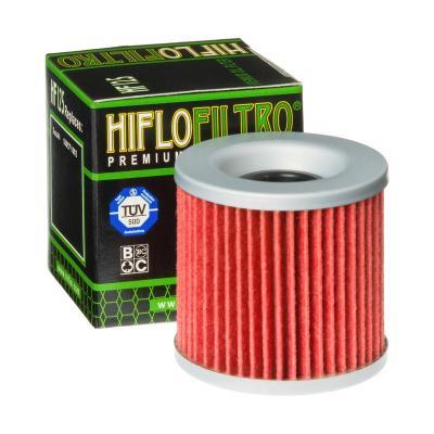 Filtre à huile Hiflofiltro HF125