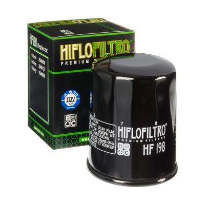 Filtre à huile Hiflofiltro HF198
