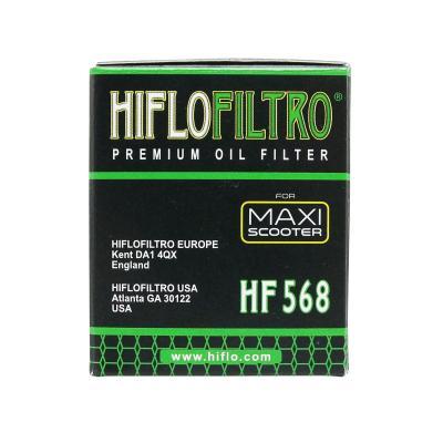 Filtre à huile Hiflofiltro HF568