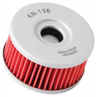 Filtre à huile K&N KN-136 Suzuki 250 DR 82-85