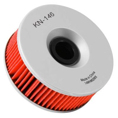 Filtre à huile K&N KN-146 Yamaha 1200 V-max 85-95