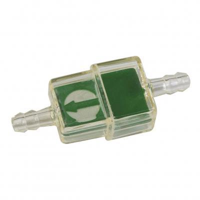 Filtre essence rectangulaire D.6 vert