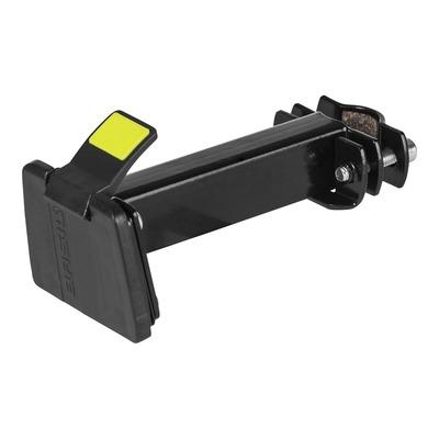 Fixation panier vélo sur potence à plongeur (diam 22-25,4mm)