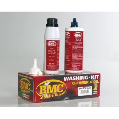 Flacon d'huile de filtre a air bmc 250ml