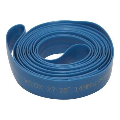 Fond de jante vélo Velox haute pression bleu 700C x 16mm