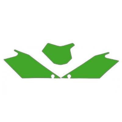 Fonds plaque gasgas ec 10 vert
