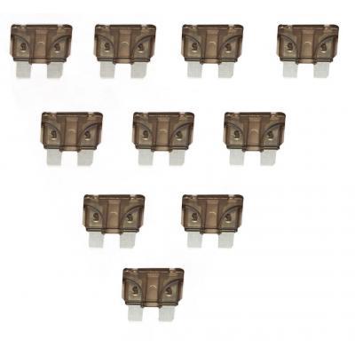 Fusibles plat 7,5A x10