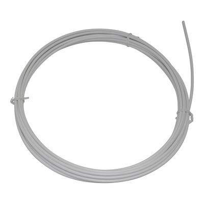 Gaine de frein Action Ø5mm avec liner teflon SLR blanc (7,5m)