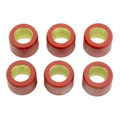 Galets de variateur Athena Ø 18x14 mm (x6) 13gr