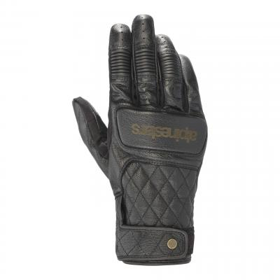 Gant cuir Alpinestars Brass noir