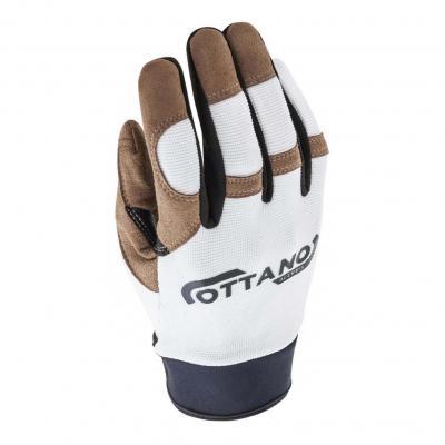 Gants Acerbis Ottano 2.0 blanc/brun