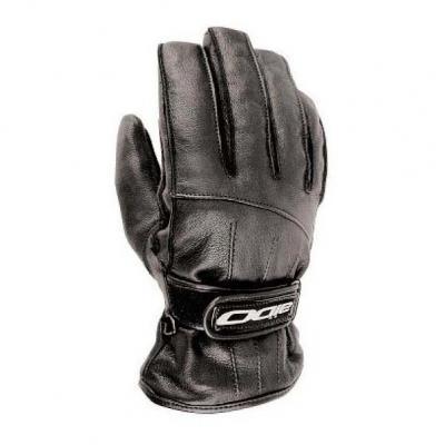 Gants Aido A200 hiver cuir noir