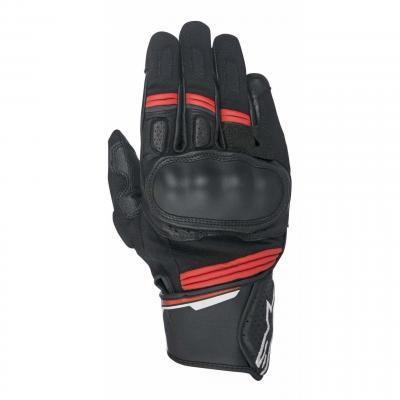 Gants Alpinestars Booster noir/rouge