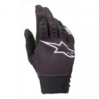 Gants Alpinestars SMX-E noir/blanc