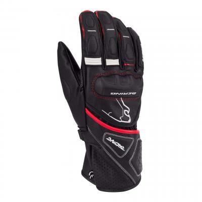 Gants Bering Run-R noir/rouge