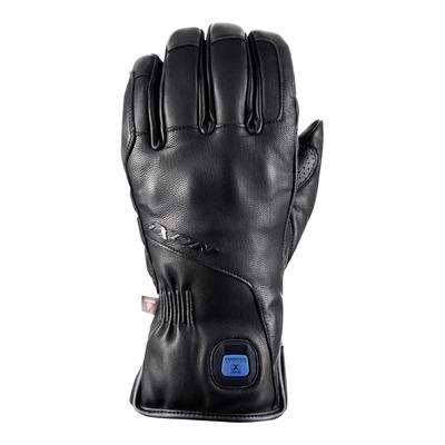 Gants chauffant cuir Ixon IT-Fogo noir