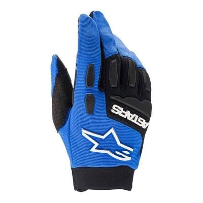 Gants cross Alpinestars Full Bore bleu/noir