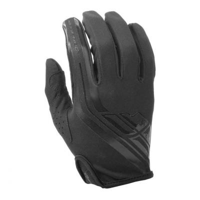 Gants cross hiver Fly Racing Lite Windproof noir