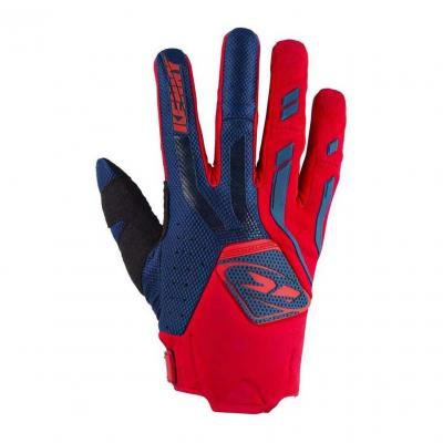 Gants cross Kenny Performance rouge