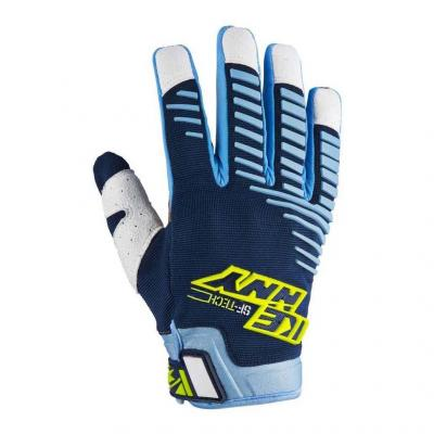 Gants cross Kenny SF Tech bleu