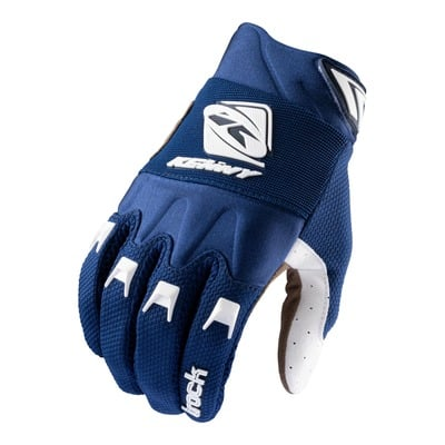 Gants cross Kenny Track navy