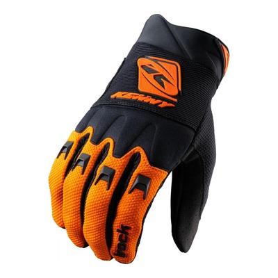 Gants cross Kenny Track noir/orange