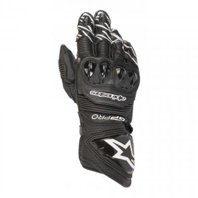 Gants cuir Alpinestars GP Pro R3 noir