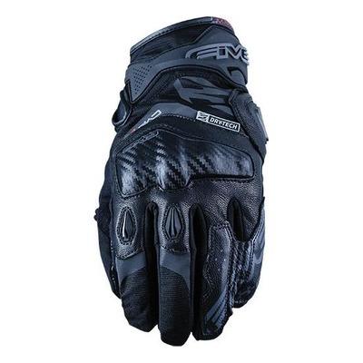 Gants cuir Five X-Rider WP 21 noir