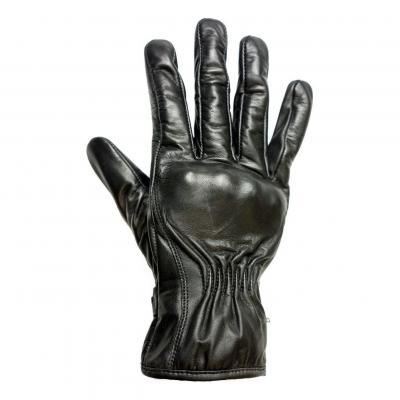 Gants cuir Helstons Basik noir