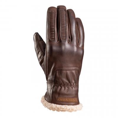 Gants cuir Ixon Pro Custom L marron