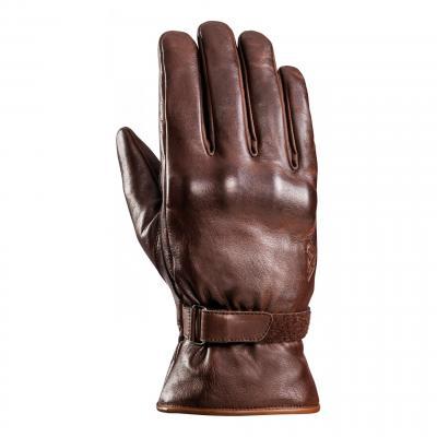 Gants cuir Ixon Pro Nodd marron