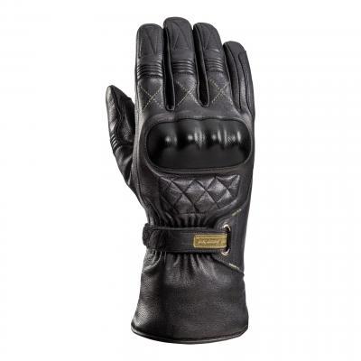 Gants cuir Ixon Pro Vega noir