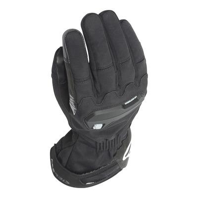 Gants cuir/textile Acerbis Discovery noir