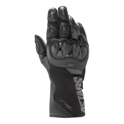 Gants cuir/textile Alpinestars SP-365 Drystar noir/anthracite