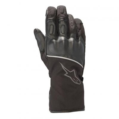 Gants cuir/textile Alpinestars Striver Drystar noir