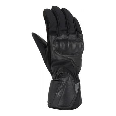 Gants cuir/textile Bering Koban GTX noir