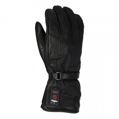 Gants cuir/textile chauffants Furygan Heat Urban 37.5 noir