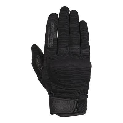 Gants cuir/textile femme Furygan Jet D3O All Season noir