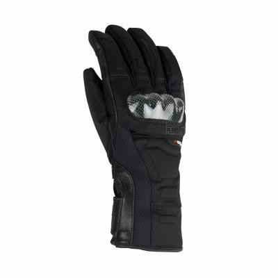 Gants cuir/textile Furygan Escape 37.5 noir