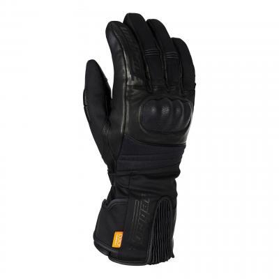 Gants cuir/textile Furygan Furylong D3O noir