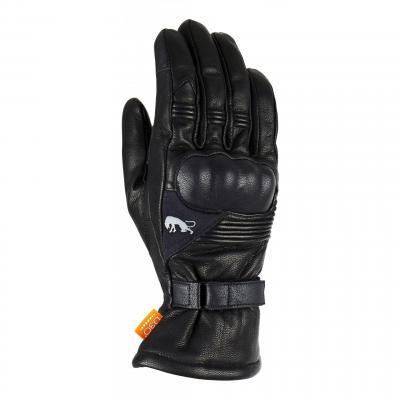 Gants cuir/textile Furygan Midland D3O 37.5 noir